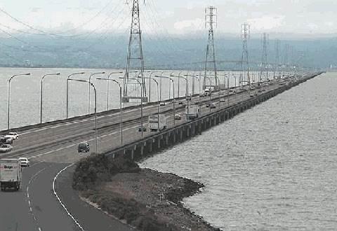 Ponte mais extensas mundo 09º