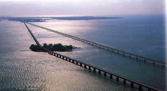 Ponte mais extensas mundo 10º