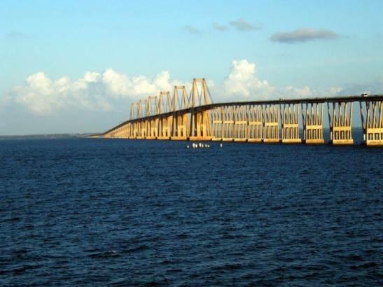 Ponte mais extensas mundo 12º
