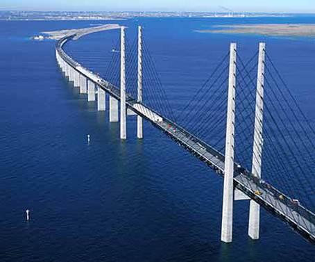 Ponte mais extensas mundo 14º