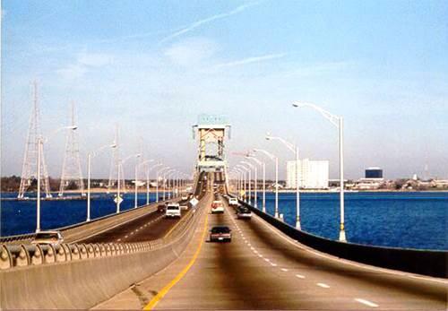 Ponte mais extensas mundo 15º