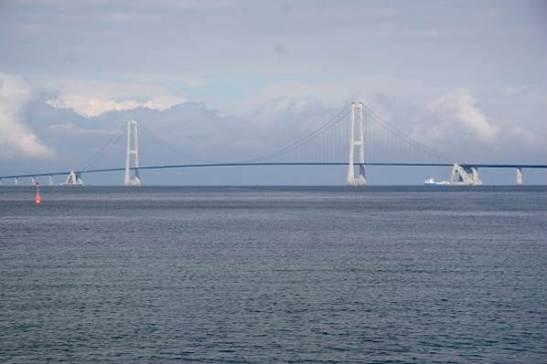 Ponte mais extensas mundo 18º