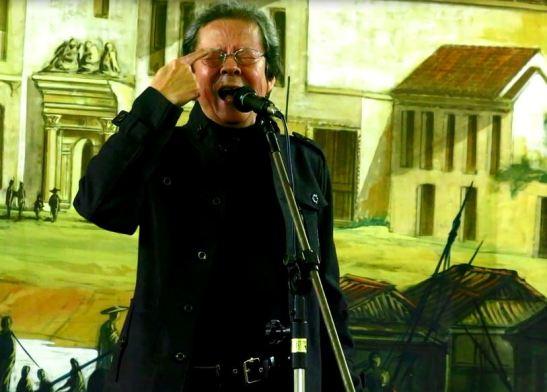 Rigoberto Rosario Jr canta Bastiana (03)