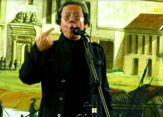Rigoberto Rosario Jr canta Bastiana (07)