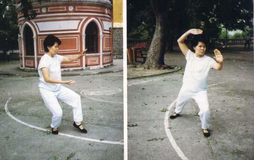 """""""Em movimento Yin e Yang actuam independentemente. Em quietude os dois são um"""""""