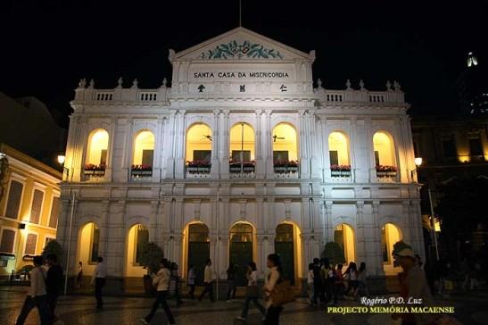 Santa Casa de Misericórdia em Macau