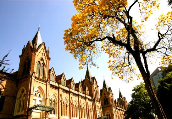 Santa Casa de Misericórdia de São Paulo 9imagem do site oficial da Instituição)