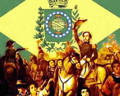 Sete de Setembro Dia da Independência D.Pedro Bandeira (01)