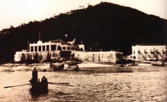Forte da Ilha da Taipa, ca. 1900