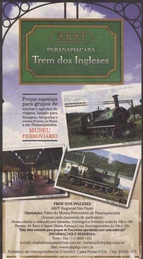 Maria Fumaça trem estação Museu Imigração (20)