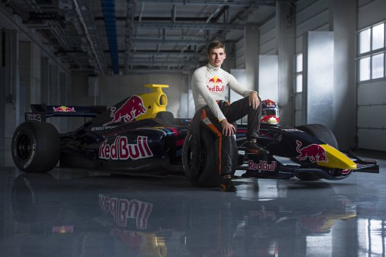 Max Verstappen (foto do site da Red Bull.com