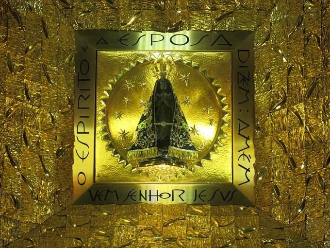 File Frente Da Basílica De Nossa Senhora Aparecida: É PRECISO CAMINHAR