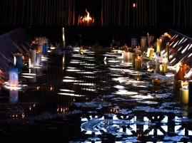 Santuario N.S. Aparecida 2014 Capela Velas (15)