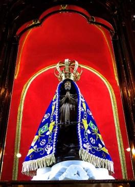 Santuario N.S. Aparecida Basilica Velha 2014 (317)