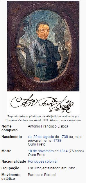 Aleijadinho wikipedia