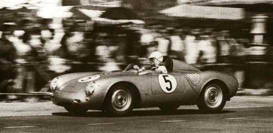 Grant Wolfkill Porsche Spyder RS 1960 (2)