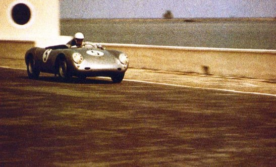 Grant Wolfkill Porsche Spyder RS 1960 (3)