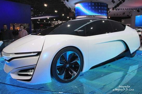 Honda FCEV Conceito