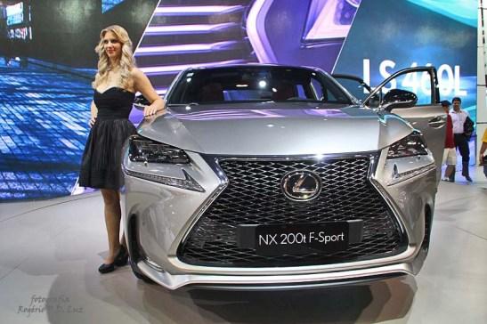 Lexus NX 200t F-Sport