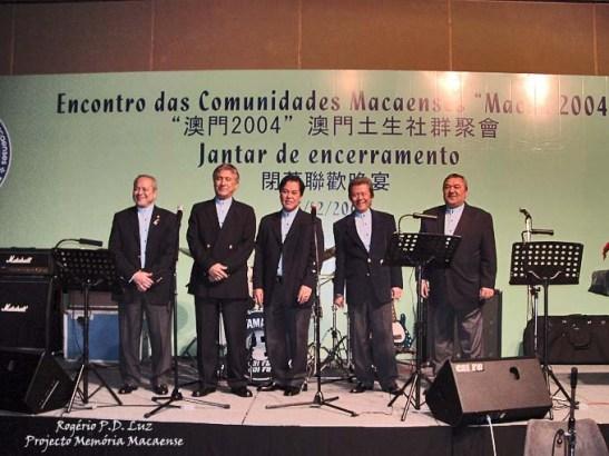 Macau Encontro Comunidades Macaenses 2004 Thunders (02)