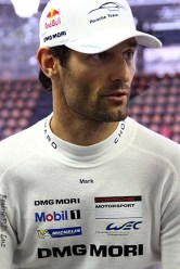 Mark Webber na pole