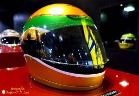 Salão Automoveis 2014 homenagem Ayrton Senna capacete Alan Mosca (10)