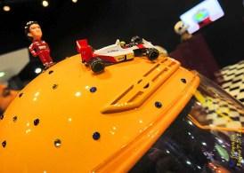 Salão Automoveis 2014 homenagem Ayrton Senna capacete Otavio Mesquita (13.1)