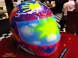 Salão Automoveis 2014 homenagem Ayrton Senna capacete Reynaldo Gianecchini (16)