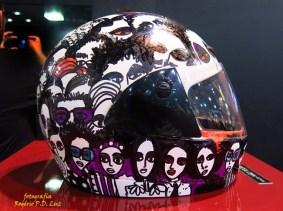 Salão Automoveis 2014 homenagem Ayrton Senna capacete Ronaldo Fraga (06.1)