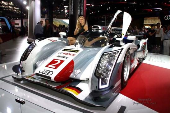 Salão Automovel 2014 carros competição Audi e-tron (02)