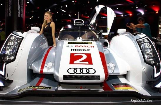 Salão Automovel 2014 carros competição Audi e-tron (03)
