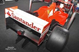 Salão Automovel 2014 carros competição Ferrari F1 (01)