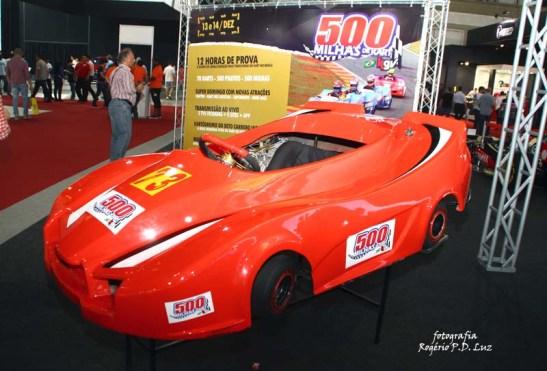 Salão Automovel 2014 carros competição Kart (01)
