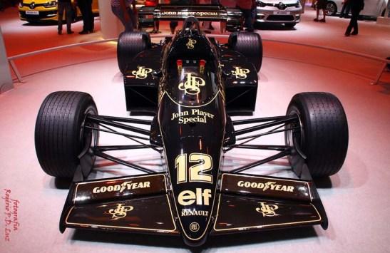 Salão Automovel 2014 carros competição Lotus 95T Ayrton Senna (02)