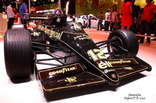 Salão Automovel 2014 carros competição Lotus 95T Ayrton Senna (03)