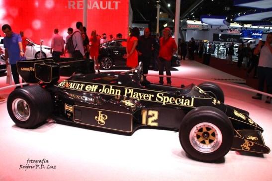 Salão Automovel 2014 carros competição Lotus 95T Ayrton Senna (05)
