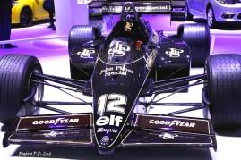 Salão Automovel 2014 carros competição Lotus 95T Ayrton Senna (06)