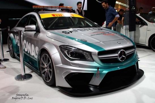 Salão Automovel 2014 carros competição Mercedes Benz safety car (01)