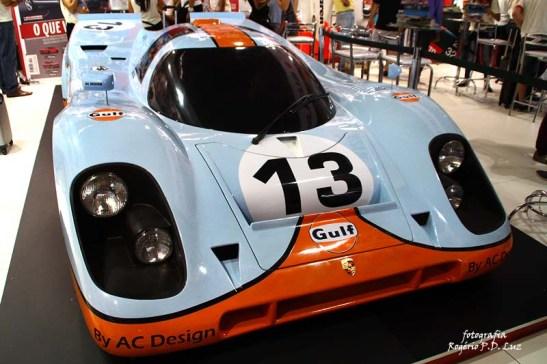 Salão Automovel 2014 carros competição Porsche 917 (04)