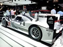 Salão Automovel 2014 carros competição Porsche 919 hpibrido (04)