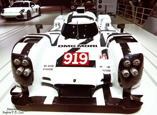 Salão Automovel 2014 carros competição Porsche 919 hpibrido (05)
