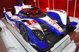 Salão Automovel 2014 carros competição Toyota TS040 híbrido (01)