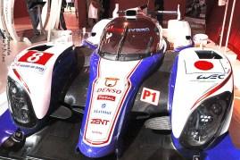Salão Automovel 2014 carros competição Toyota TS040 híbrido (04)