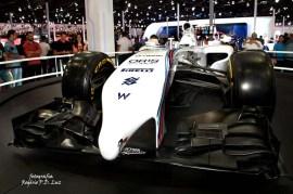 Salão Automovel 2014 carros competição Williams F1 (03)