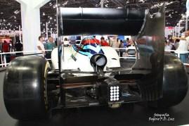 Salão Automovel 2014 carros competição Williams F1 (04)