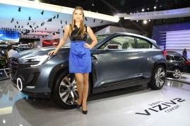 Subaru Viziv 2 conceito