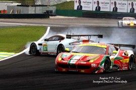 Fia Wec 2014 acidente Aston Martin #97 (01)