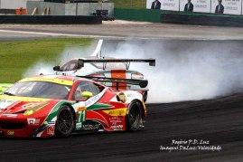 Fia Wec 2014 acidente Aston Martin #97 (02)