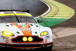 Fia Wec 2014 acidente Aston Martin #97 (07)