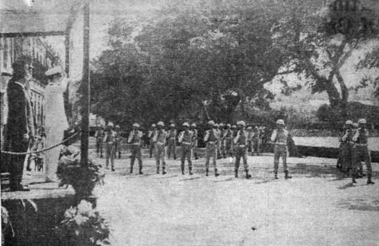 Macau desfile militar anos 60 edit